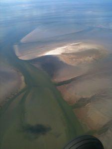 Wattwanderung durch das Weltnaturerbe und Nationalpark Wattenmeer