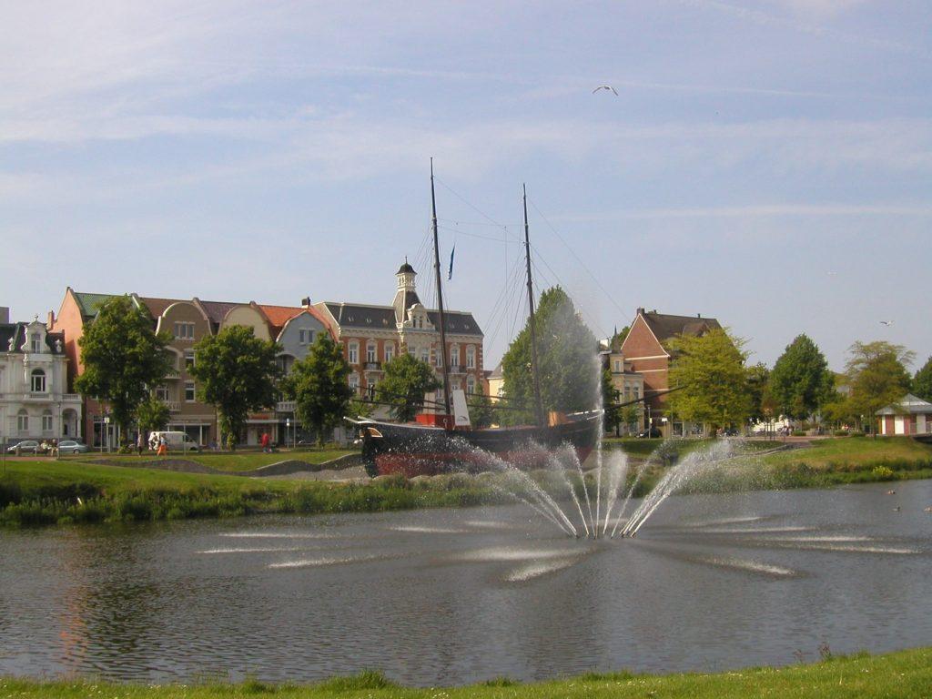 Schleusenpriel Stadt Cuxhaven