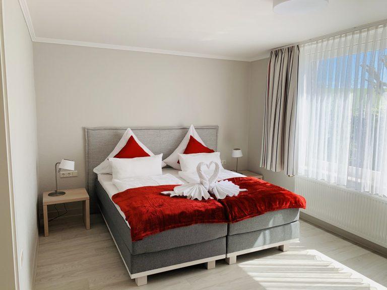 Schlafzimmer Apartment