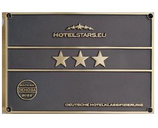 3-Sterne Hotel